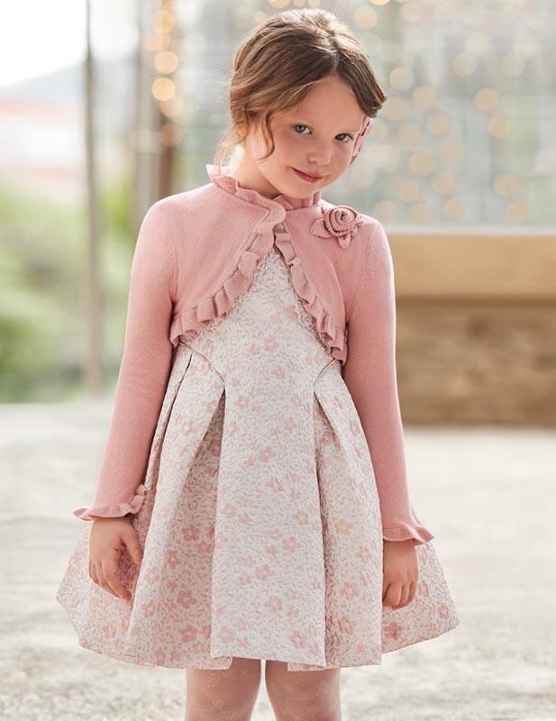 Красива флорална рокля Abel&Lula 5549