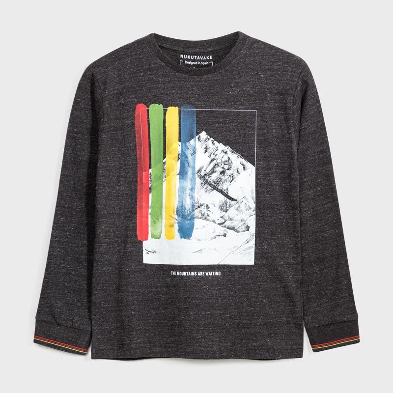 Красива и ефектна блуза за момче Mayoral 7052