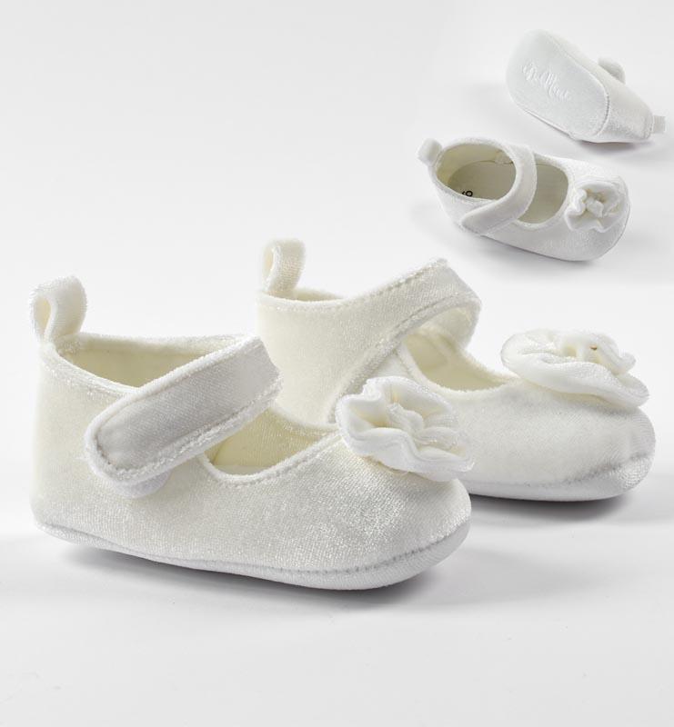 Велурени бебешки буйки IDO 41037