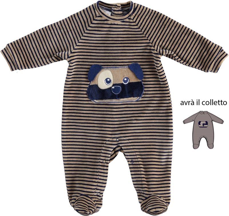 Раиран бебешки гащеризон IDO 41171