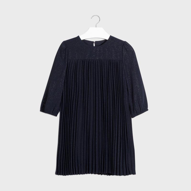 Плисирана елегантна рокля Mayoral 7962