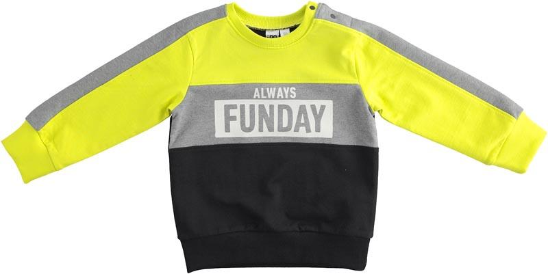 Детска памучна блуза IDO 41409