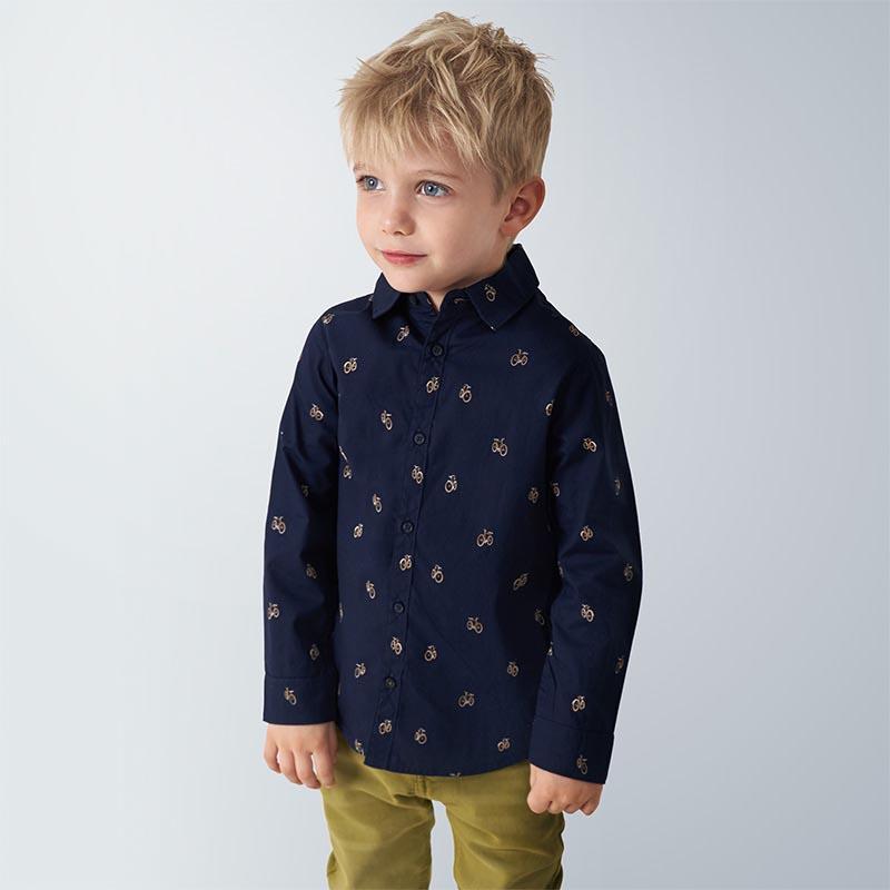 Детска стилна риза за момче Mayoral 4141