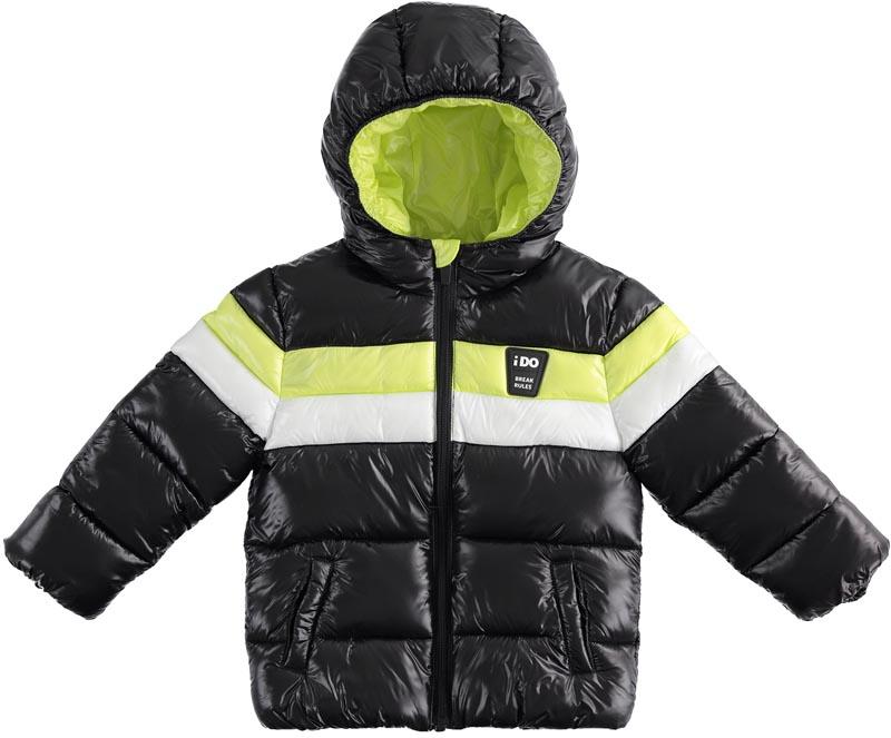 Зимно детско яке с качулка IDO 41482