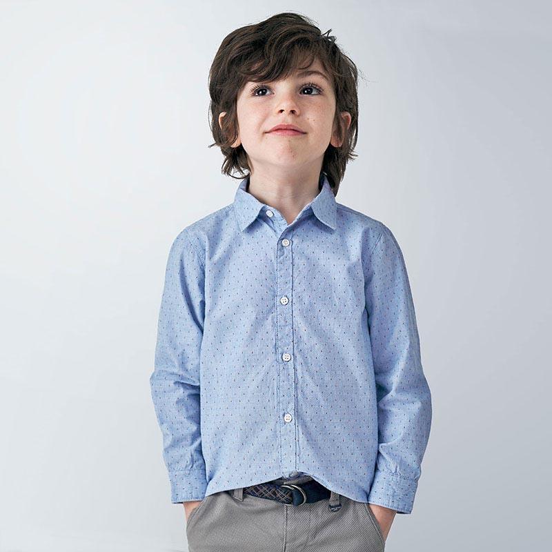 Детска спортно-елегантна риза Mayoral 4143