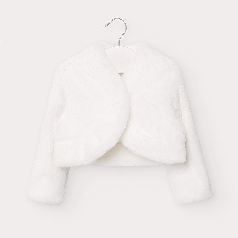 Пухкаво бебешко палто Mayoral 2403