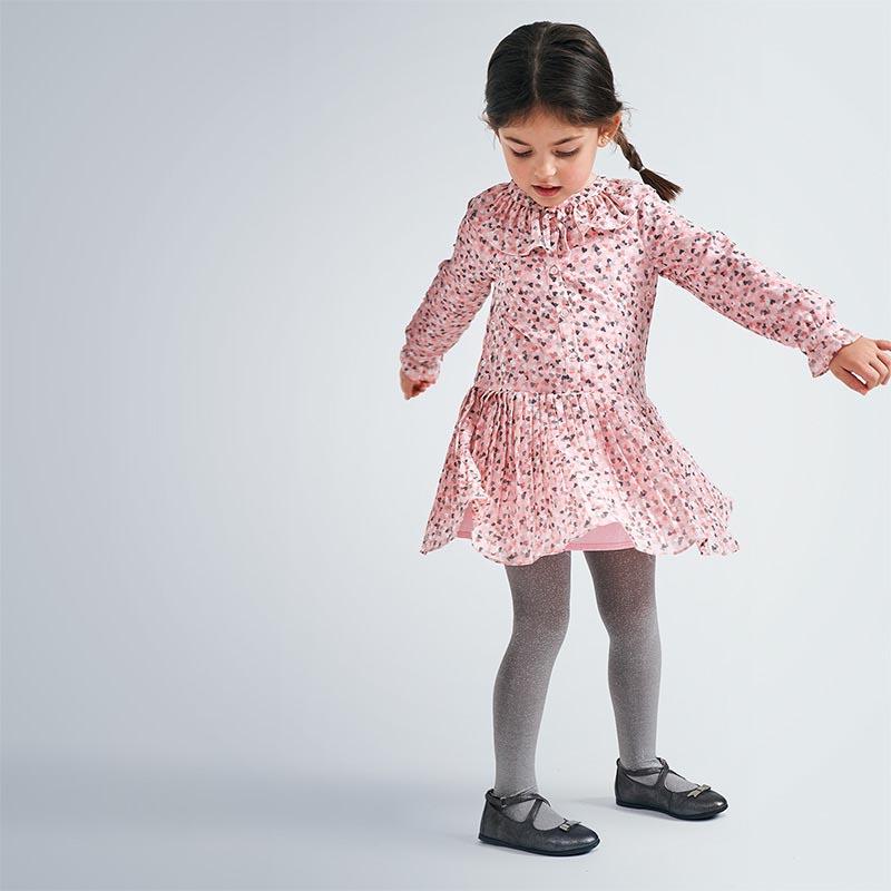 Красива рокля от шифон Mayoral 4975