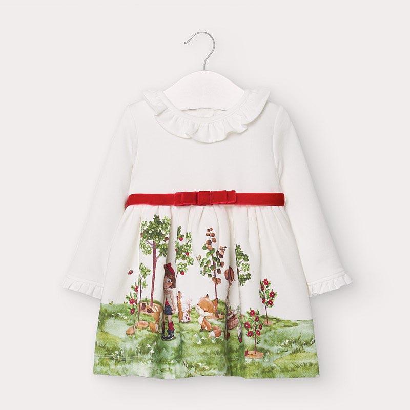 Сладка бебешка рокличка Mayoral 2968