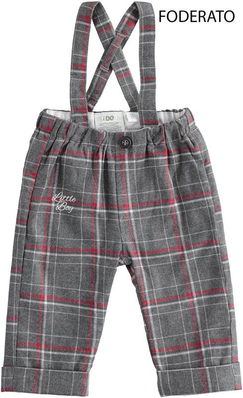 Бебешко спортно-елегантно панталонче IDO 41209