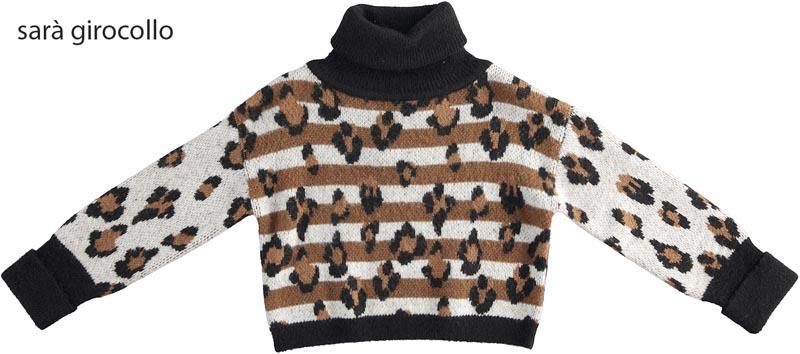 Нежен пуловер с раиран ефект Sarabanda 01403