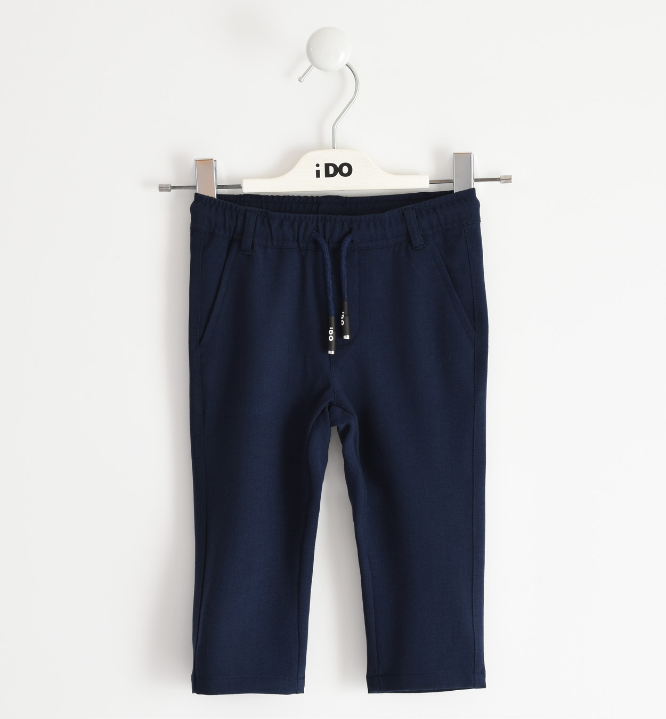 Бебешки стилен панталон с връзки iDO 41467