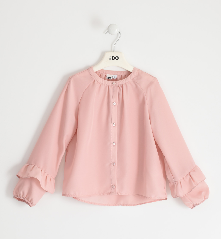 Детска красива риза с харбали iDO 41913
