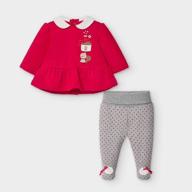 Бебешко сладко комплектче от две части Mayoral 2551