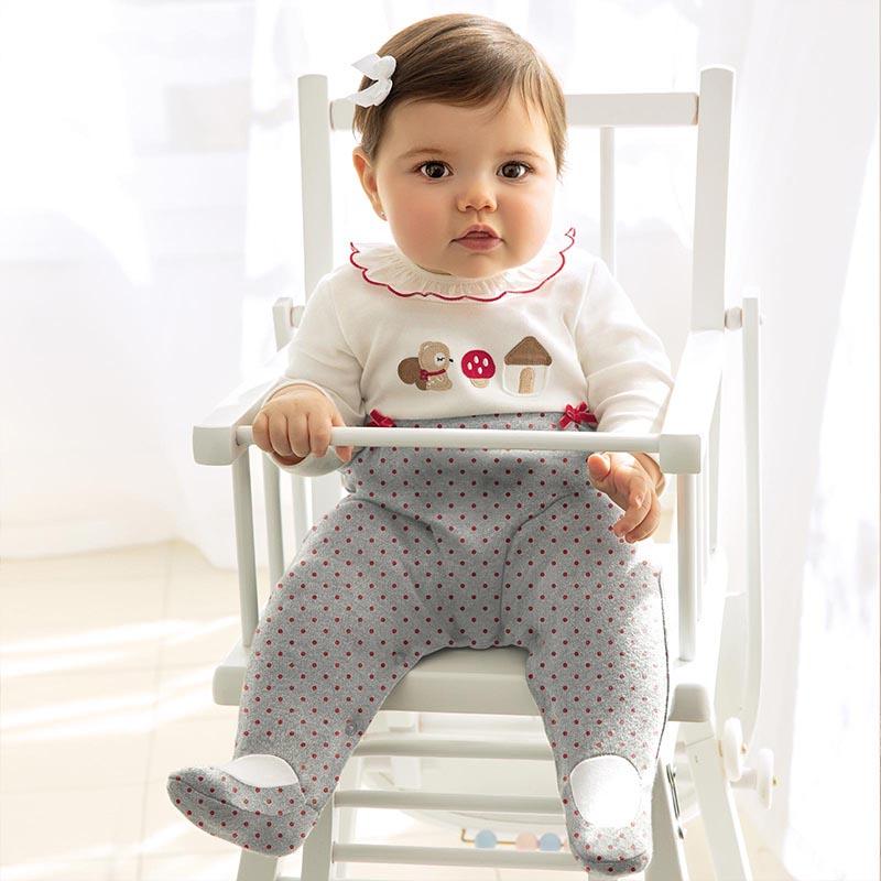 Бебешко сладко гащеризонче Mayoral 2755