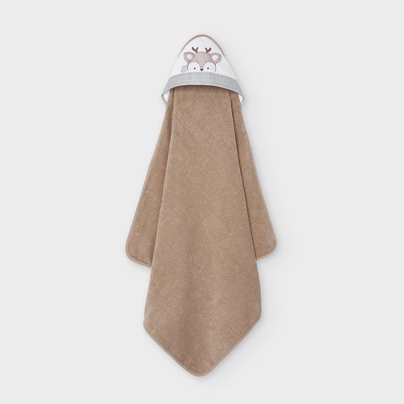 Бебешка хавлия с декоративни елементи Mayoral 9823