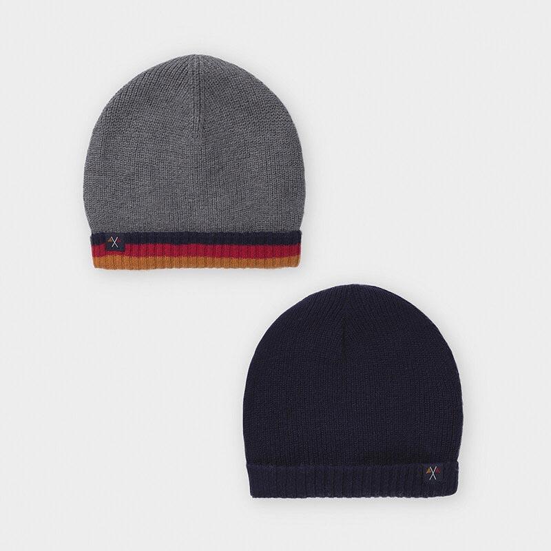 Бебешка двулицева зимна шапка Mayoral 10846