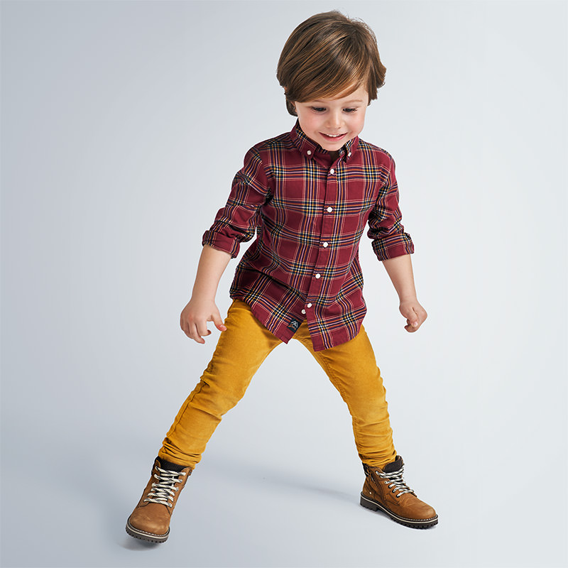 Детски джинси slim fit Mayoral 537