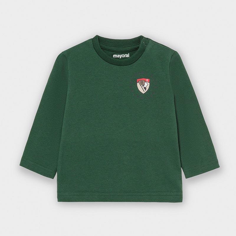Бебешка спортна блуза с щампа Mayoral 2036
