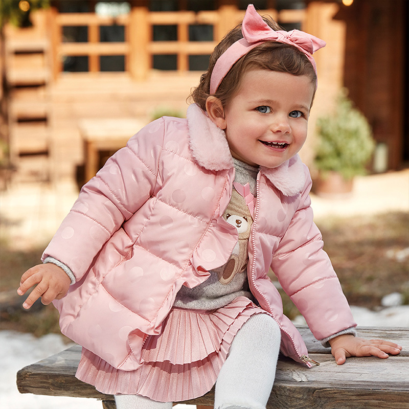Бебешко яке на точки Mayoral 2410
