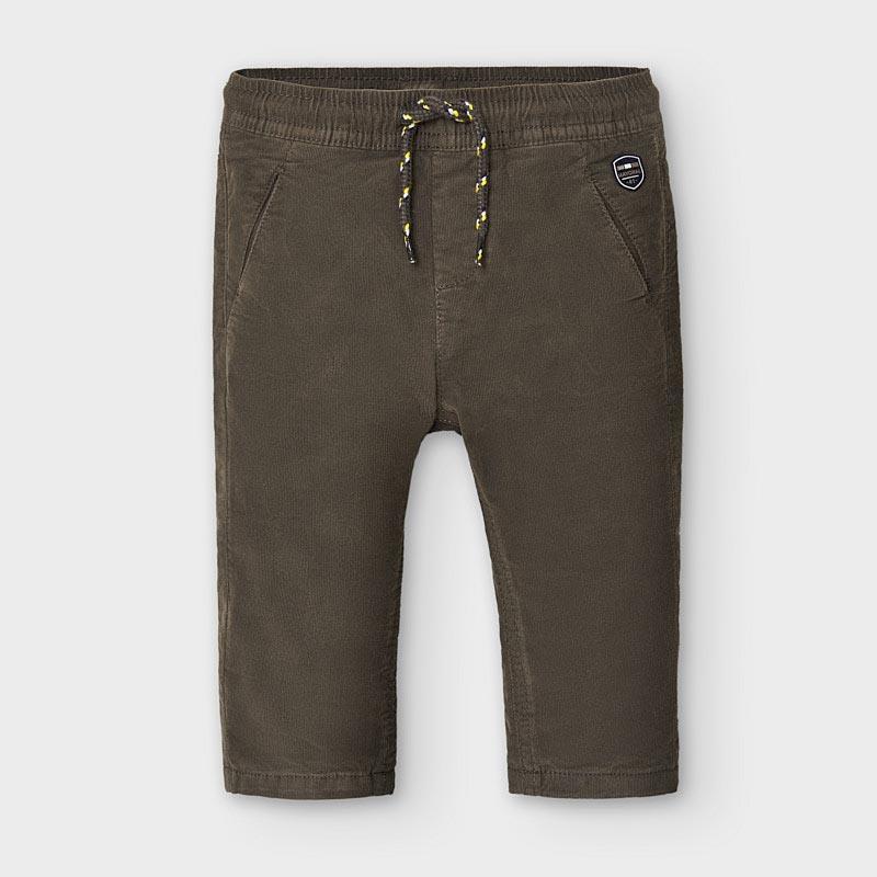 Бебешки панталон от рипсено кадифе Mayoral 2576