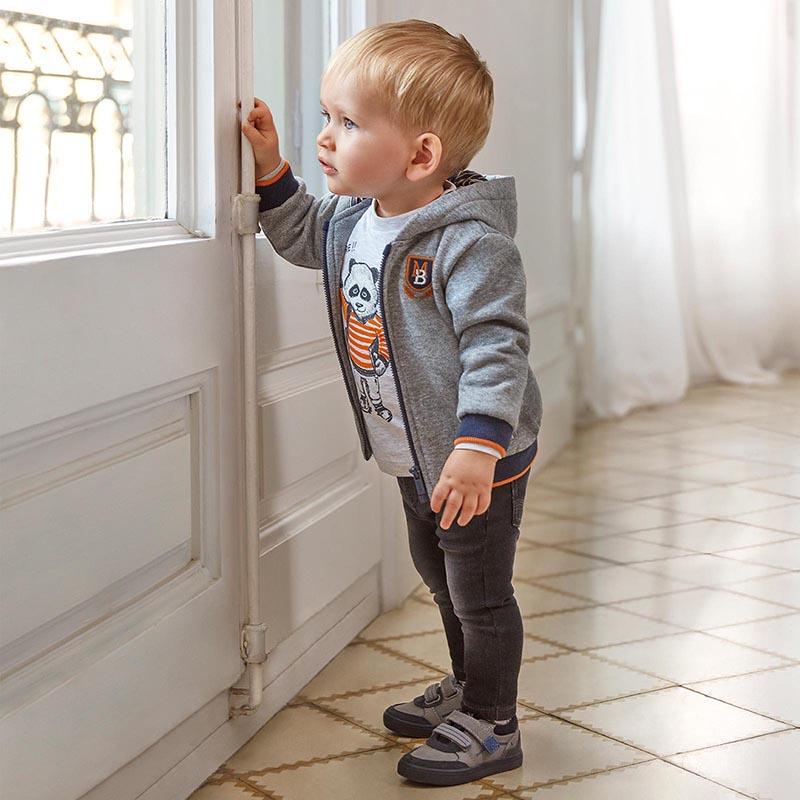 Бебешки дънки с прилепнала кройка Mayoral 2584