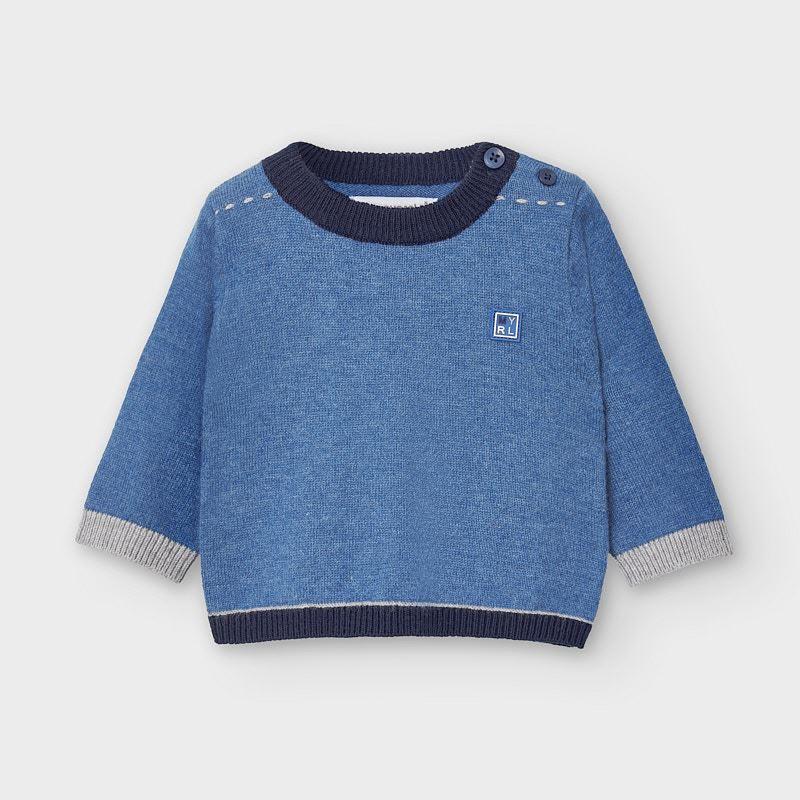 Бебешки пуловер за момче Mayoral 2338
