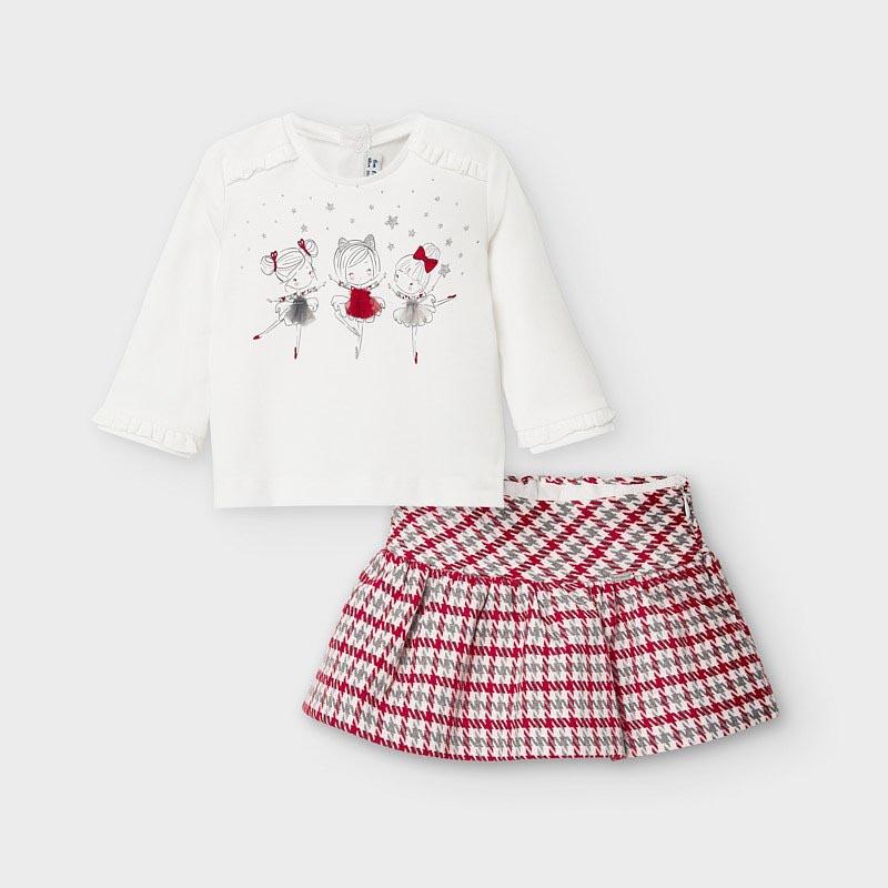 Бебешки комплект от 2 части за момиче Mayoral 2972