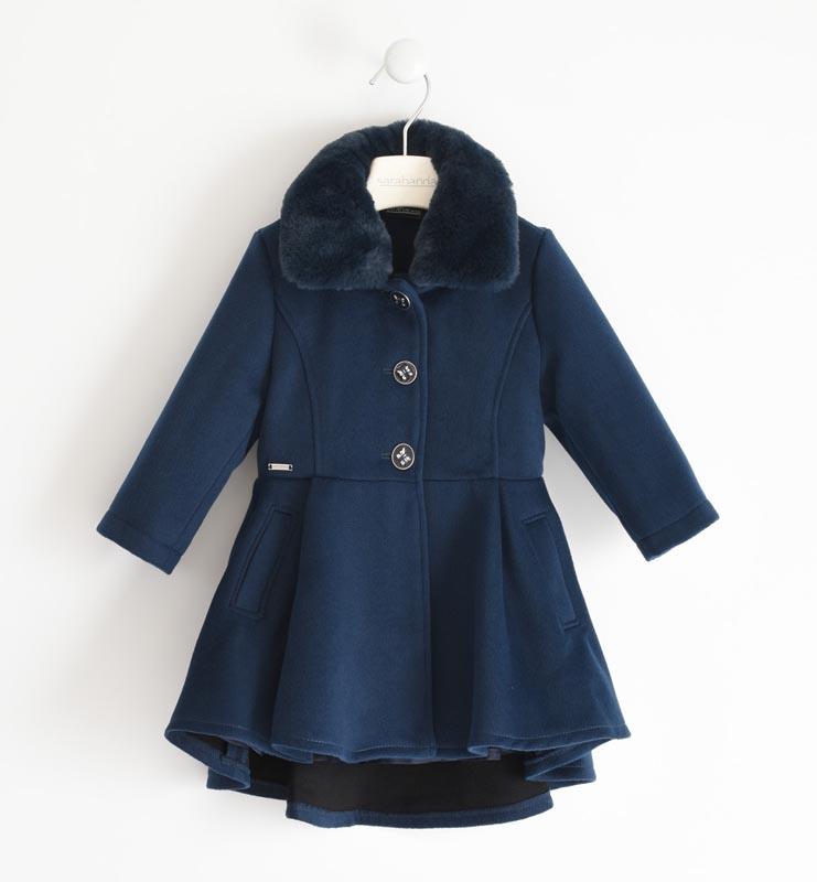 Стилно детско палто Sarabanda 01260