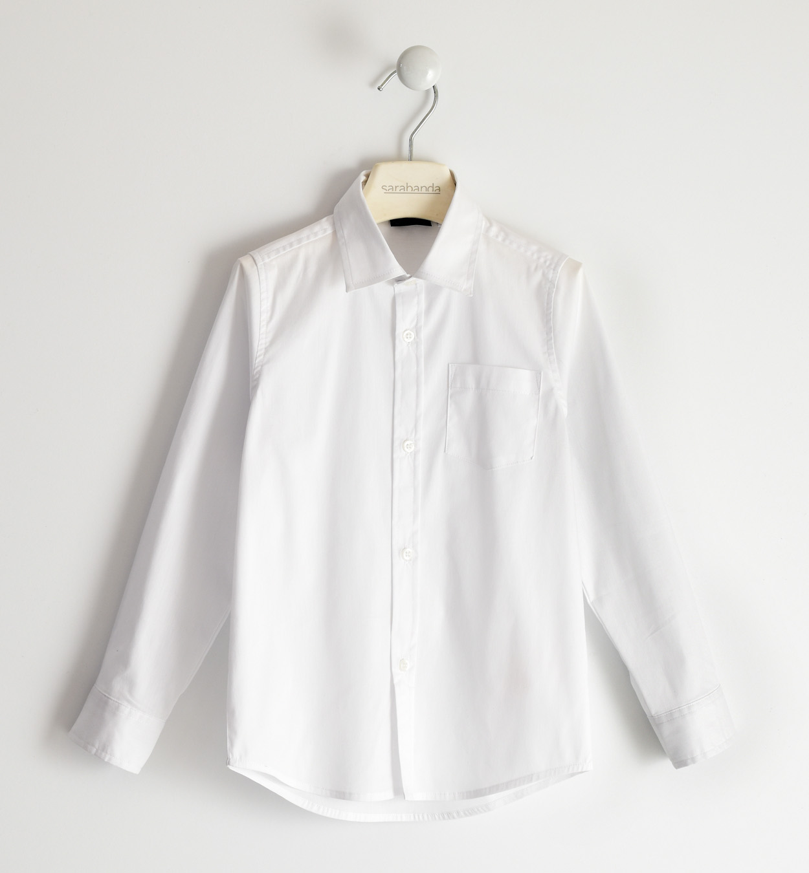 Стилна детска риза Sarabanda 01306