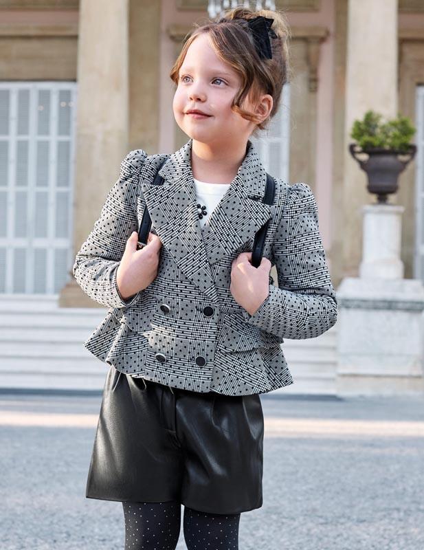 Детска елегантно сако Abel & Lula 5822