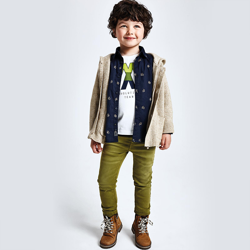 Детски спортно-елегантен панталон Mayoral 4533
