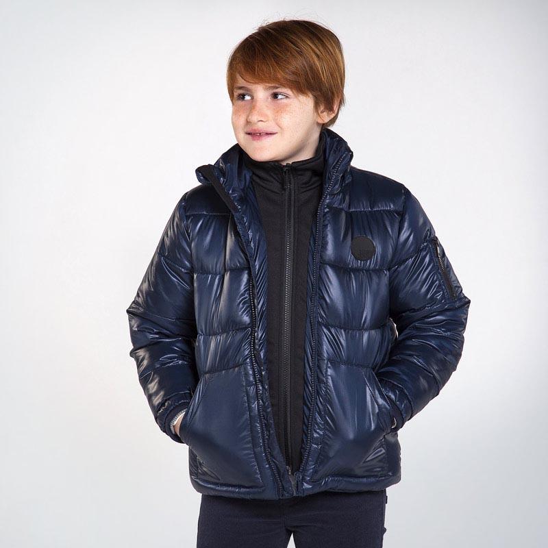 Детско зимно яке с качулка Mayoral 7472