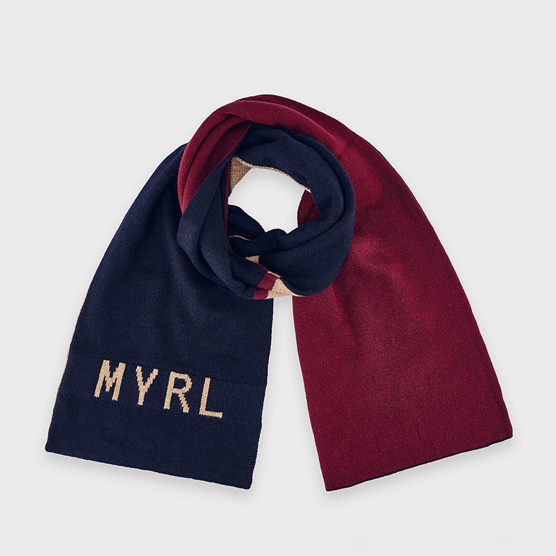 Детски шал от фино плетиво Mayoral 10888
