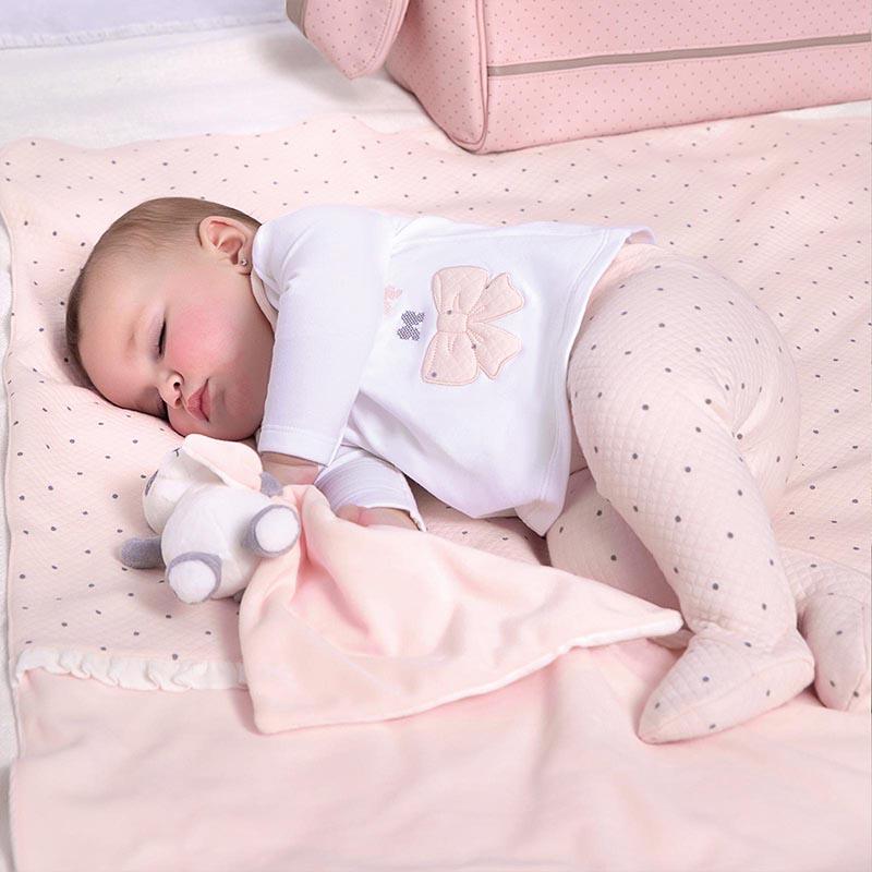 Бебешки комплект с ританки Mayoral 2548