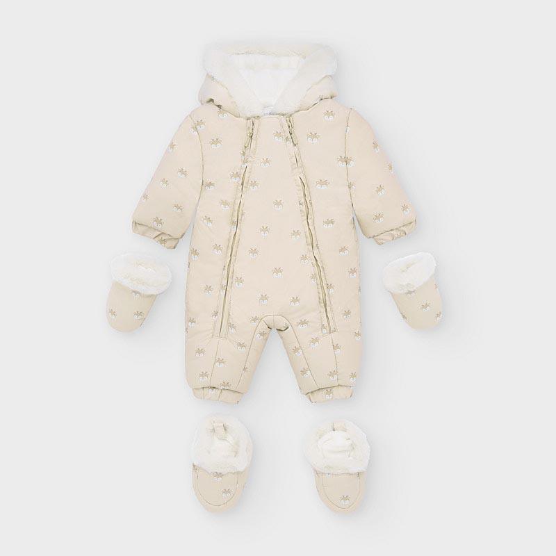 Бебешки космонавт с интересни щампи Mayoral 2632