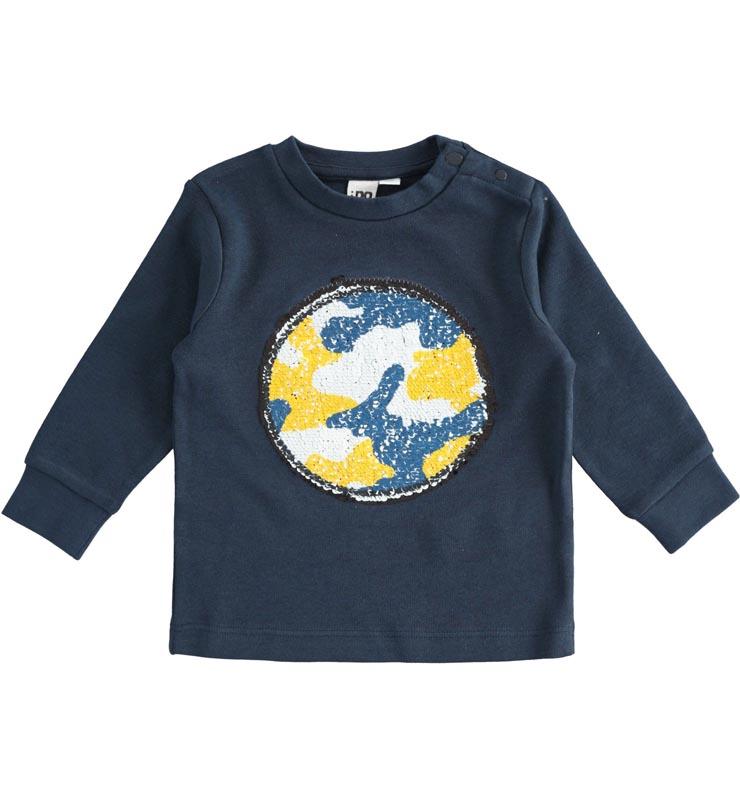 Детска блуза с интересен дизайн IDO 4142701