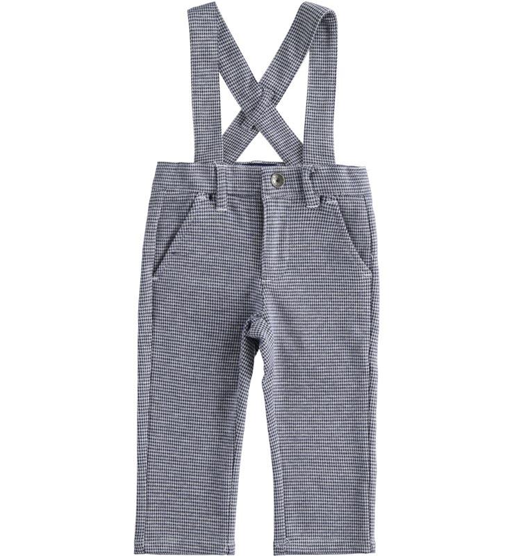 Детски елегантен панталон с тиранти IDO 41462