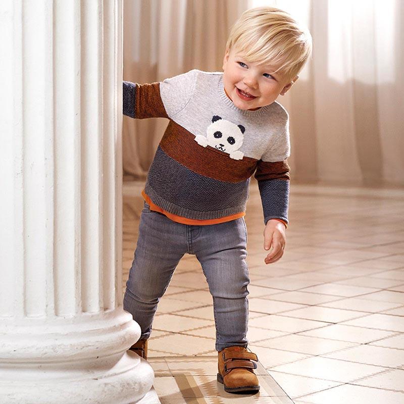 Бебешки спортни дънки Mayoral 510