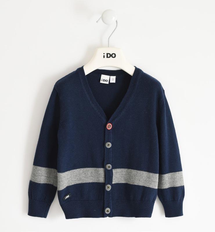 Детска стилна жилетка iDO 41479