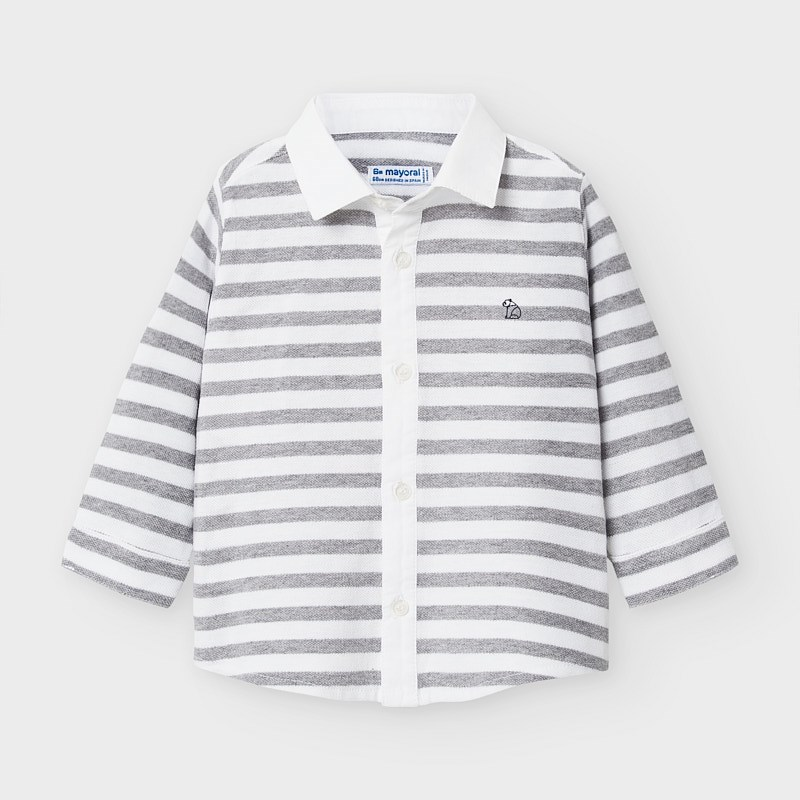 Бебешка трикотажна риза Mayoral 2134