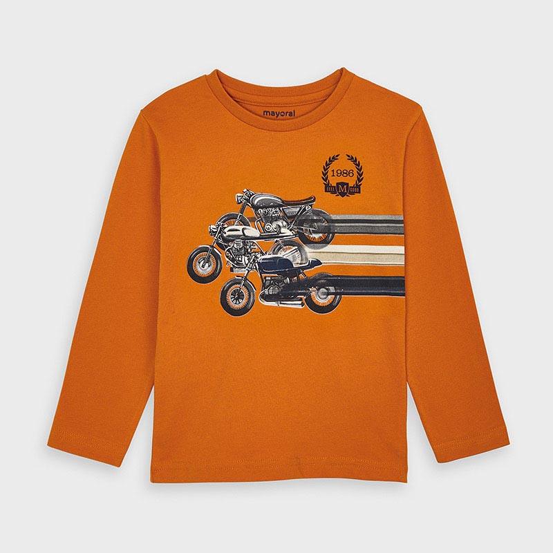 Детска блуза с колички Mayoral 4038