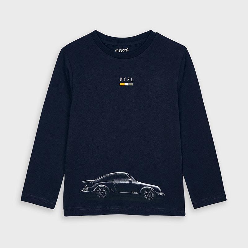 Блузка за момче с кола Mayoral 4046