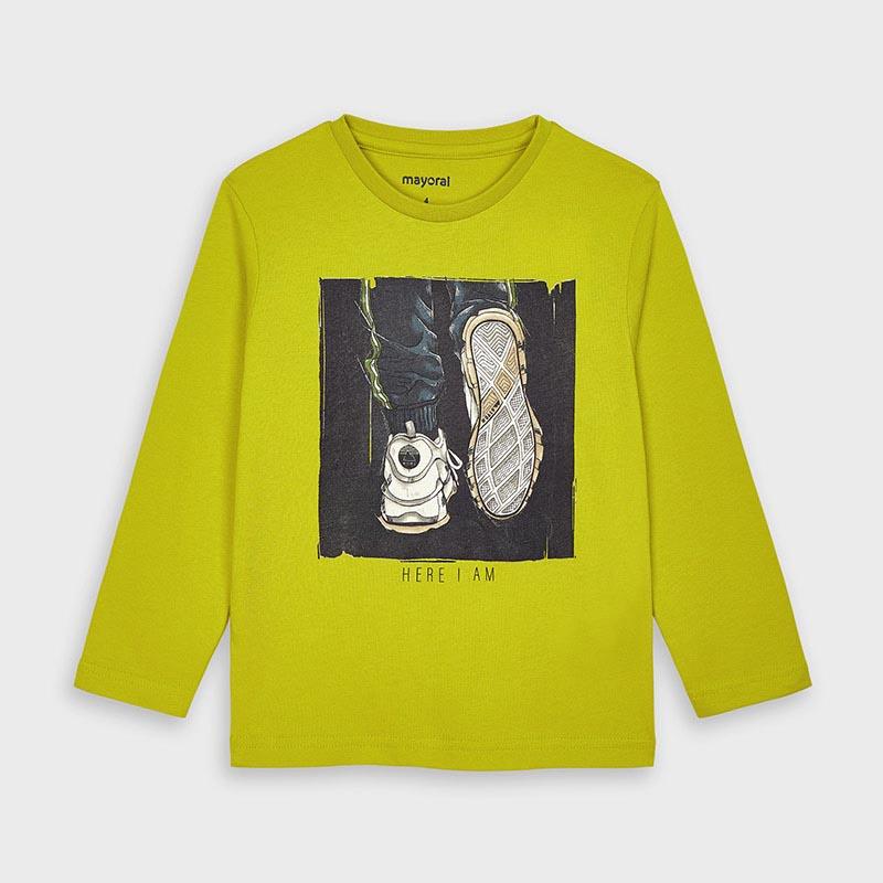 Детска блуза с дълъг ръкав Mayoral 4057