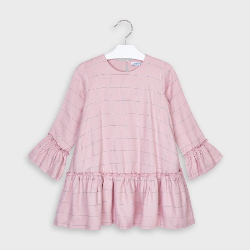 Стилна детска рокля Mayoral 4973