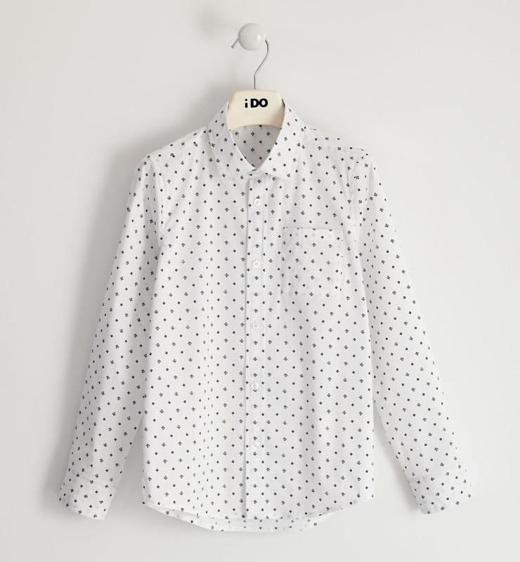 Стилна детска риза Ido 41702