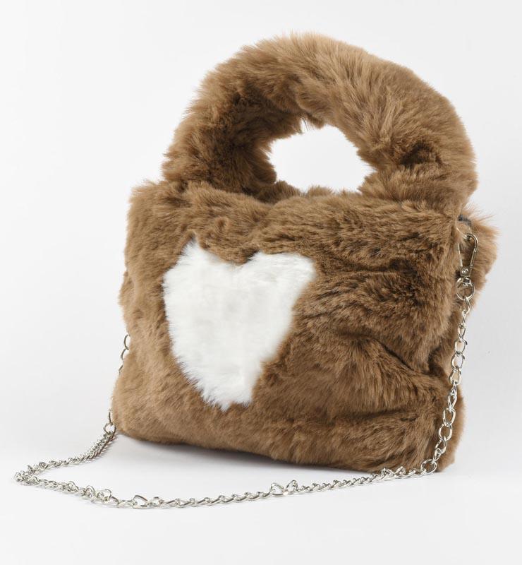 Детска пухкава чанта Sarabanda 01526
