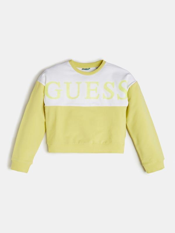 Детска спортна блуза Guess J0YQ03KA6V0