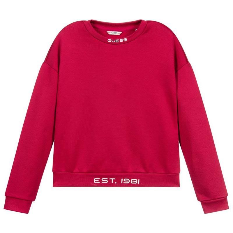 Детска спортна блуза Guess J0YQ16K7EX0