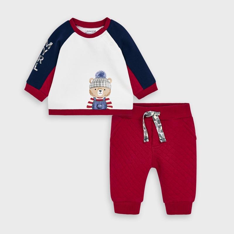 Сладко бебешко комплектче за момче Mayoral 2652