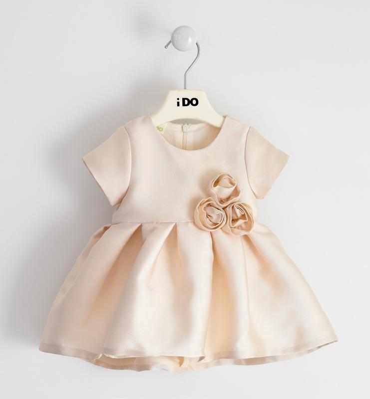 Стилна бебешка рокля IDO 41252